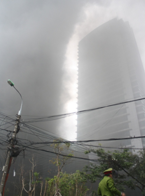 hanoi twin towers