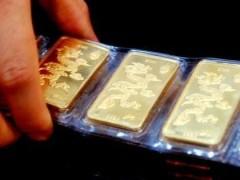 sjc sells 975 kg gold on slipping gold prices