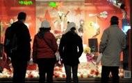christmas belt tightening in crisis hit europe