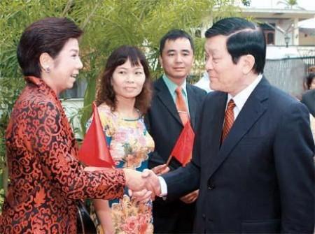 presidents brunei myanmar trip is a success
