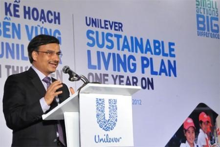 unilever vietnam reports sustainable living plan progress