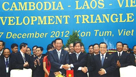 boosting the development triangle