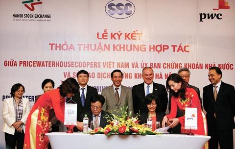 PwC inks cooperative agreement