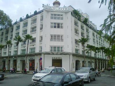 four star novotel saigon center opens in hcmc