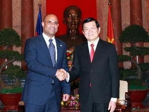 vietnam haiti to further multifaceted ties