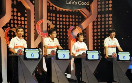 danang team enters olympia for secondary school students national finale