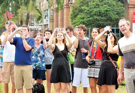 USTOA lists Vietnam as top tourist destination in 2013