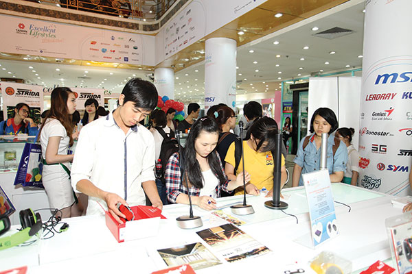 Taiwan Excellence campaign promotes Taiwanese brand recognition in Vietnam