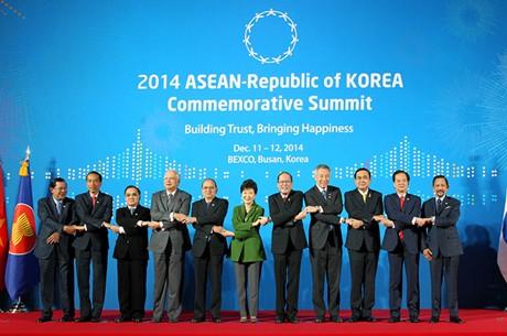ASEAN, RoK issue joint statement