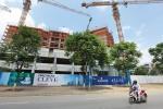 Inpyung beheads Daewoo Cleve apartment blocks