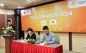 VnExpress Tech Awards 2014 launched