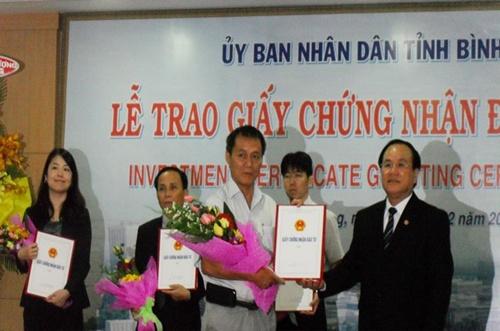 Binh Duong FDI beats forecast, tops $1.65b
