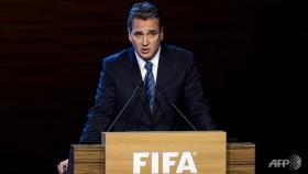 Garcia quits as FIFA corruption investigator