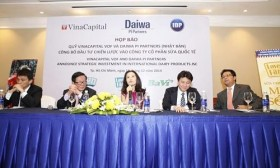 VinaCapital and Daiwa pour US$45 million in IDP