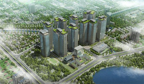 Goldmark Thành phố phát động tại Hà Nội