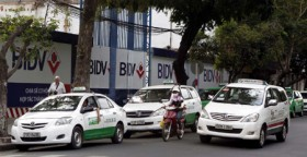 HCM City launches its own taxi booking app
