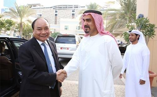 Limitless hosts Vietnamese government ahead of business leaders forum in Dubai