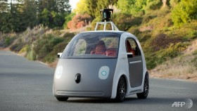 Google self-driving car prototype ready to hit the road