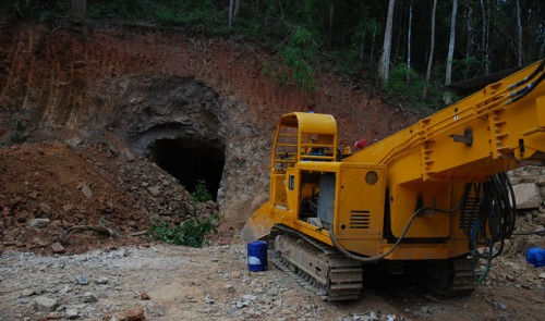 foreigner allegedly killed by falling rocks at illegal mining site in vietnam