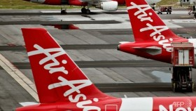 airasia shares hit in malaysia after jet loss
