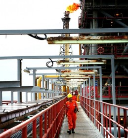 PVN's revenue falls amid oil price drop