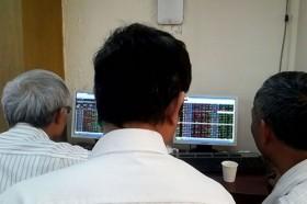 VN shares close mixed