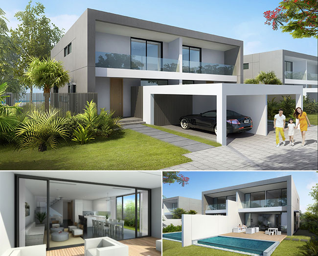 Special offer on sanctuary villas ho tram second phase for Sims 2 mansiones y jardines