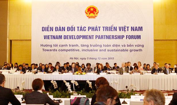 Vietnam Development Partner Forum opens in Hanoi