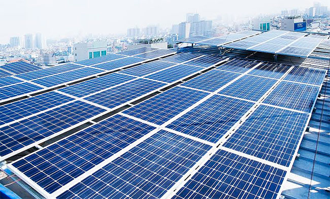 solar power at the core of ttcs green growth strategy