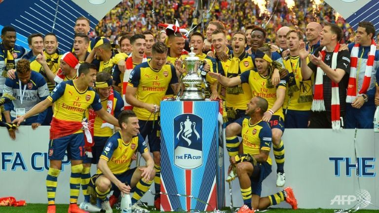 Holders Arsenal start FA Cup defence against Sunderland