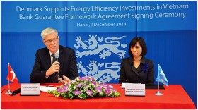 denmark committed to supporting vietnams sustainable development