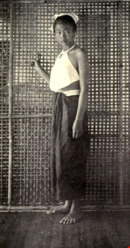 vietnam 100 years ago through british womans lens