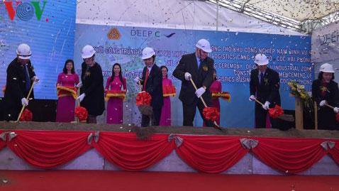 belgium group expands investment at dinh vu iz