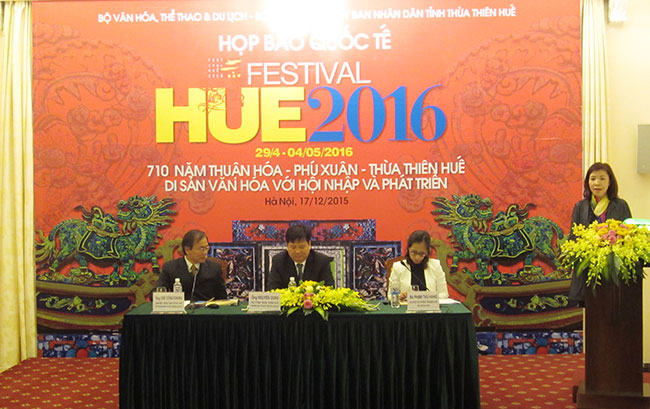 Hue prepares for 9th Hue Festival