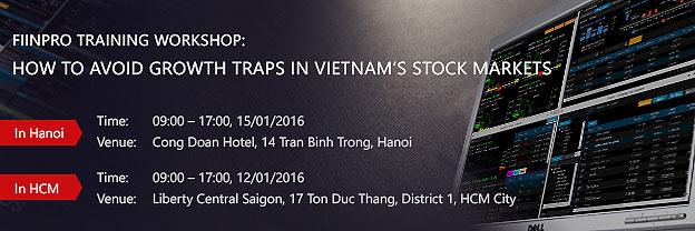 stoxplus training workshop to address growth traps in vietnams stock markets
