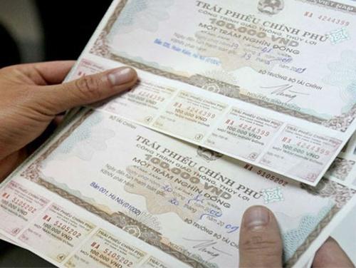 vdb sells 266m of g bonds