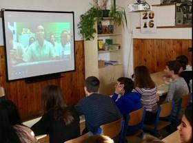 Classrooms aim to travel three million virtual miles during the Global Skype-a-Thon