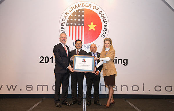 dow vietnam receives csr award for second consecutive year