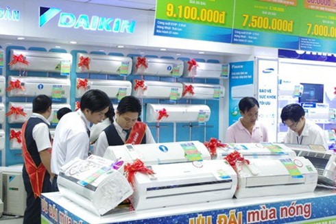 system air conditioner market booming in vietnam