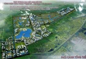 Ha Noi seeks software park funds