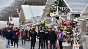 France under 'high' terror threat: Hollande