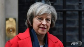 PM Theresa May raises possibility of Brexit transition deal
