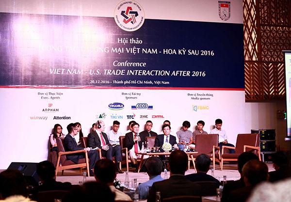 US-Vietnam trade undeterred by uncertainty
