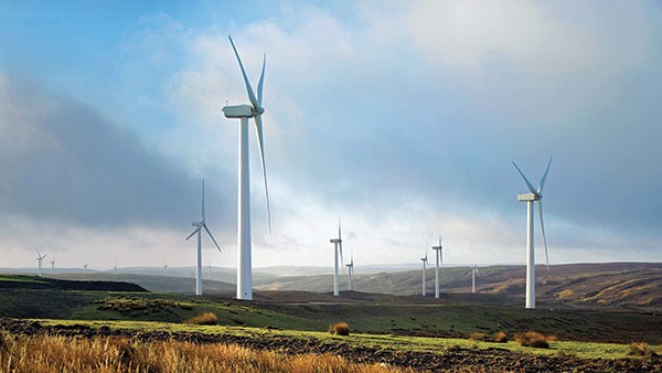 Wind power holds key to a sustainable energy future