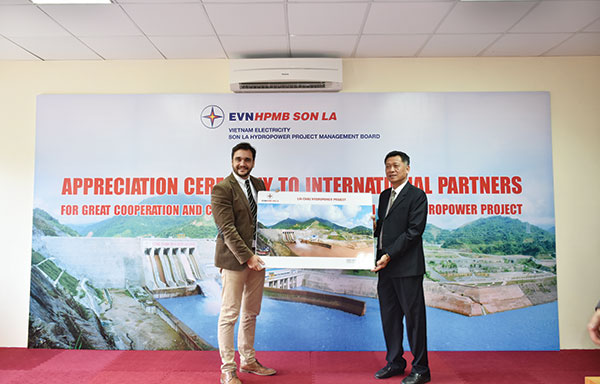 Lai Chau hydropower plant is a bold new indicator of Vietnam's clean energy pledge