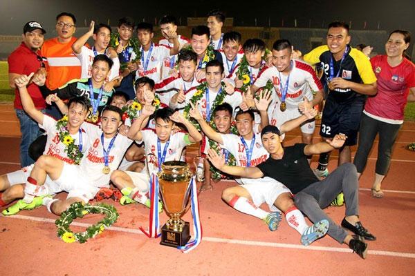 National U21 football champs, HAGL, win, Vietnam economy, Vietnamnet bridge, English news about Vietnam, Vietnam news, news about Vietnam, English news, Vietnamnet news, latest news on Vietnam, Vietnam
