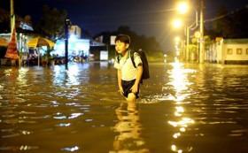 HCM City faces severe floods