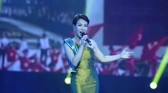 vietnamese singers to sing in youth show new release movie reviews