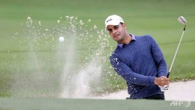 Sharma wins South African event he nearly missed