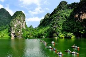 Ninh Binh wins world tourist honour